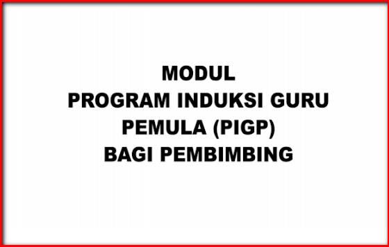 Modul PIGP untuk Pembimbing