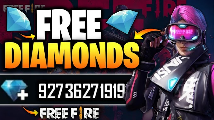 Free Diamonds In Free Fire 2021