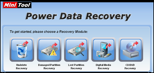 Download MiniTool Power Data Recovery v8.8 Phục Hồi Dữ Liệu Mới Nhất 2020