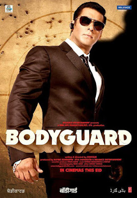 Bodyguard 2011 Hindi Movie 720p BluRay 1.4GB ESub