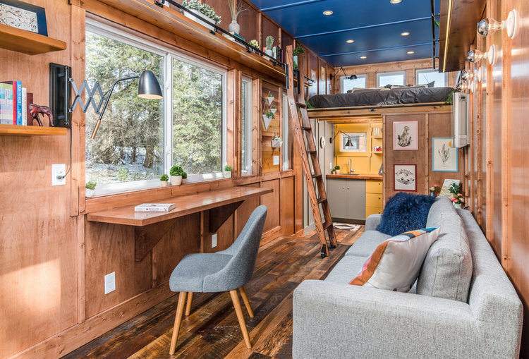 Tiny House Town Cornelia By New Frontier Tiny Homes