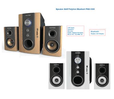 Harga Speaker Aktif Polytron PMA 9300