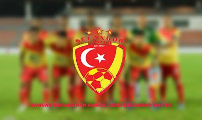 Gambar Rekaan dan Harga Jersi Baru Selangor United 2020
