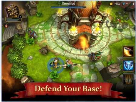 Game Strategi Android 2017