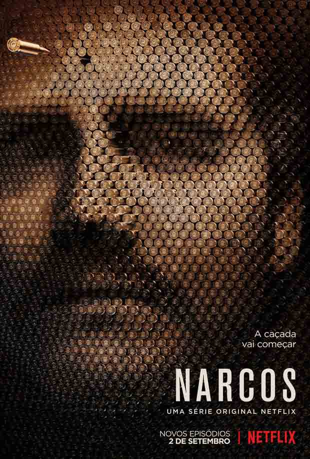 Narcos 2ª Temporada Torrent - WEBRip 720p Dual Áudio (2016)