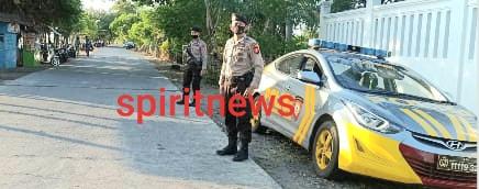 Personil Polsek Marbo Gencar Melakukan Patroli Dan Himbauan Di Masyarakat