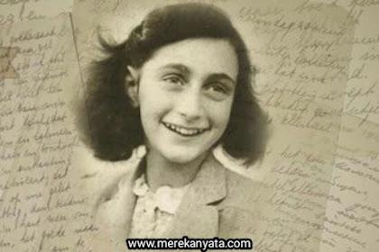 Kisah Anne Frank dan Buku Hariannya