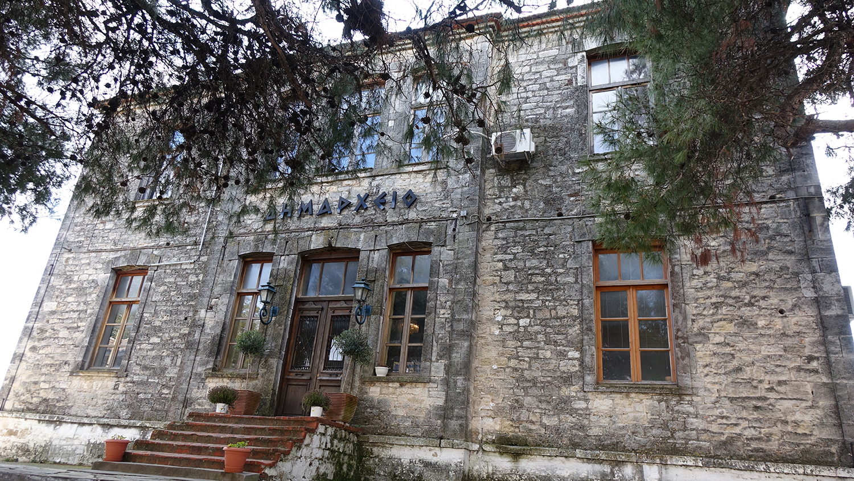 Δήμος Κασσάνδρας - Με έντονη χιονόπτωση βρήκαν οι πρώτες ημέρες του 2019 το Δήμο μας.
