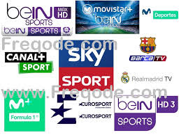 Free / Encrypted Sports Channels On Astra 19E / Hotbird 13E