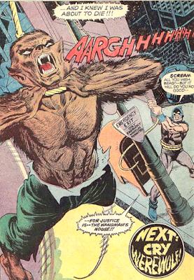 Werewolf by Night #11, Hangman