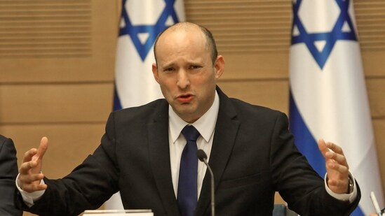Naftali Bennett, the new prime minister of Israel