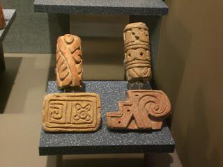 Sello de piedra Museo Nacional de Antropología e Historia de México