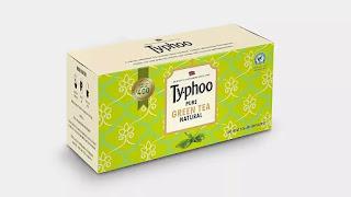 Typhoo Pure Natural Green Tea