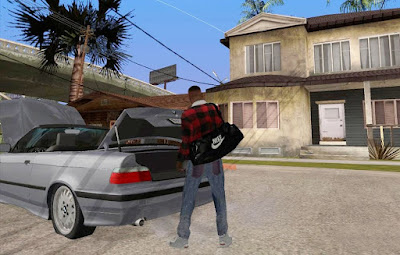 gta san andreas open car doors mod