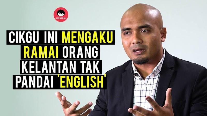 Pengaruh Bahasa Inggeris Di Dalam Dialek Kelantan