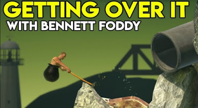 Getting Over It with Bennett Foddy Apk + Data For Android (paid)