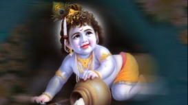 Best Janmashtami Krishna Gif Vedio Download For INDIA