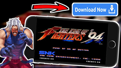 the king of fighters 94 download