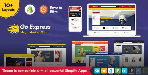 Best Shopify Multipurpose Responsive Theme