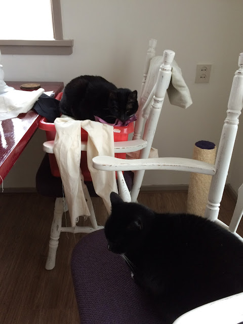 Sewing Assistants