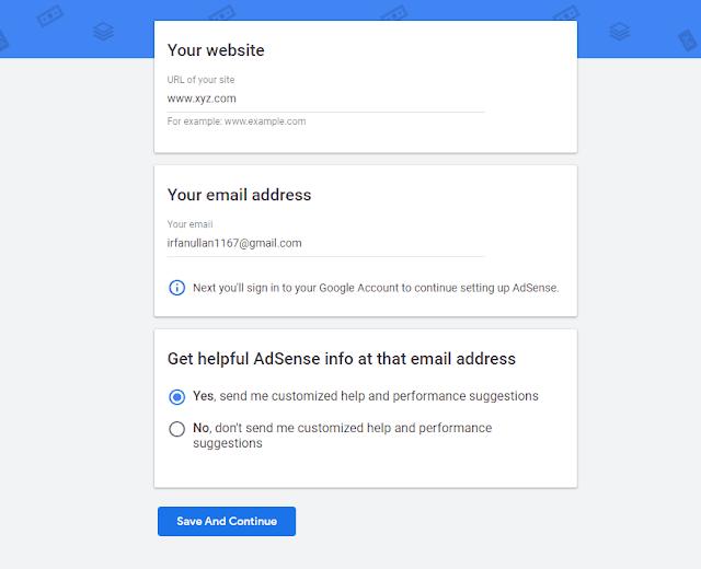 Google adsense account kaise banaye in Hindi / Urdu