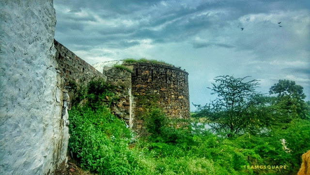 Nadivi Fort, Karnataka
