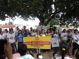 Escolas no combate ao Aedes Aegypti