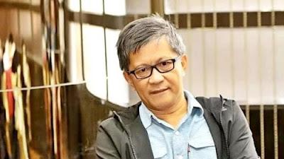 Mencak-Mencak Diusir Sentul City, Rocky Gerung: Rumah Prabowo Gusur Juga Dong, Arogan!