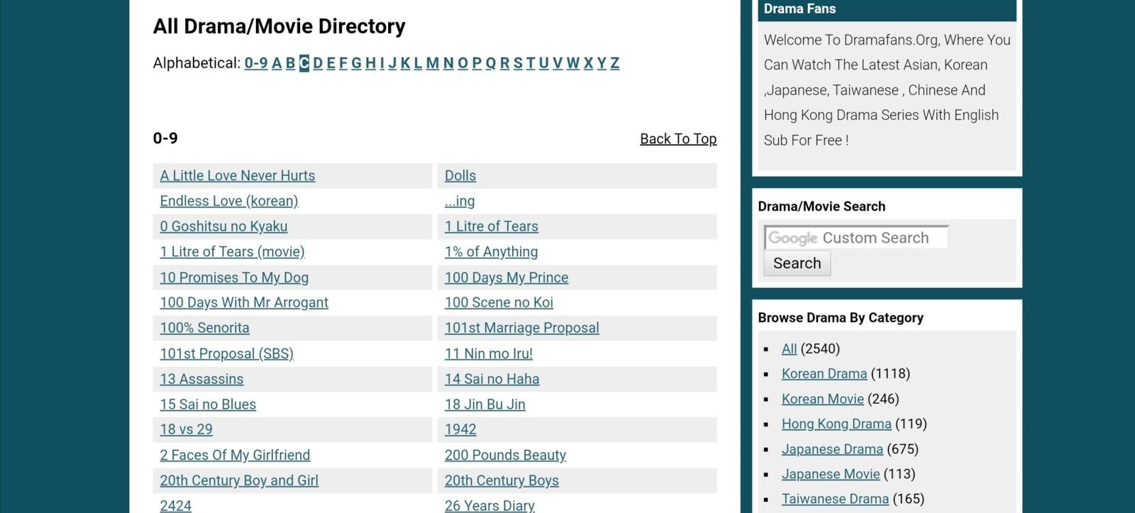 Dramafans Korean movie download
