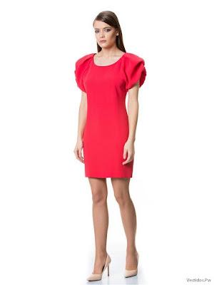 Vestidos Rojos para Fiestas
