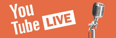 Pemilik 10,000 Subscriber Youtube Dapatkan Fitur Live Streaming!