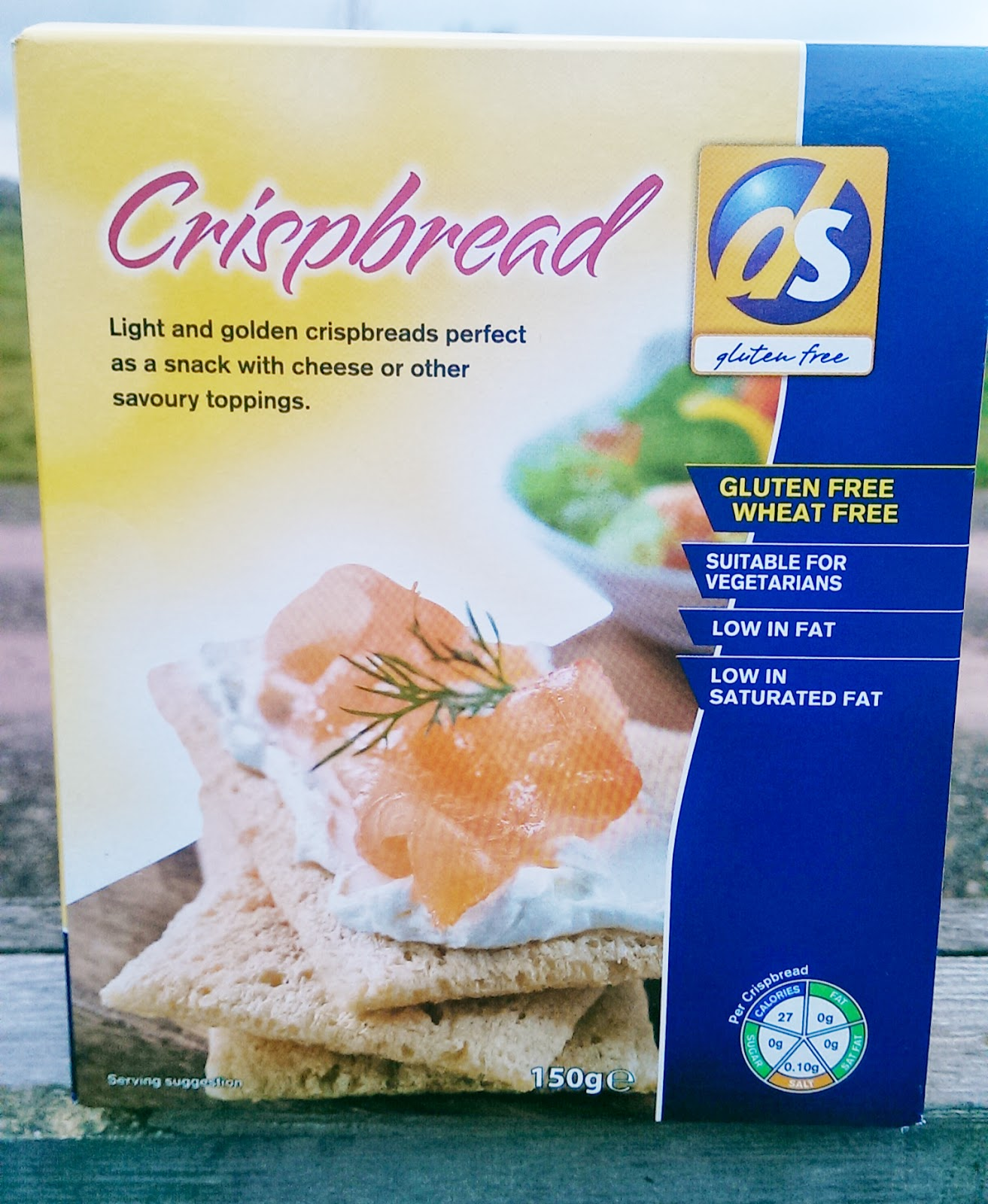 DS Gluten Free Crispbread Dr Schaer
