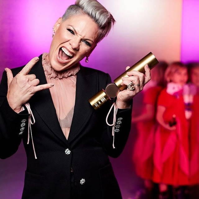 Pink Is Asking Her Fans To Stay Home And Protect Themselves After She Tested Positive And Recovered From Coronavirus