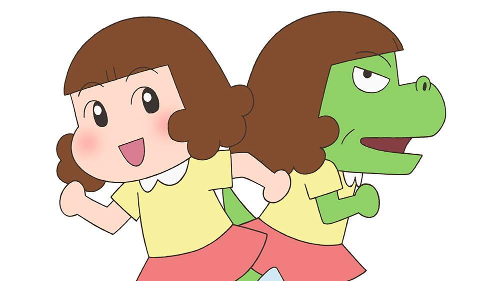 Netflix Memesan Seri Animasi 'Dino Girl Gauko' Dari Jepang