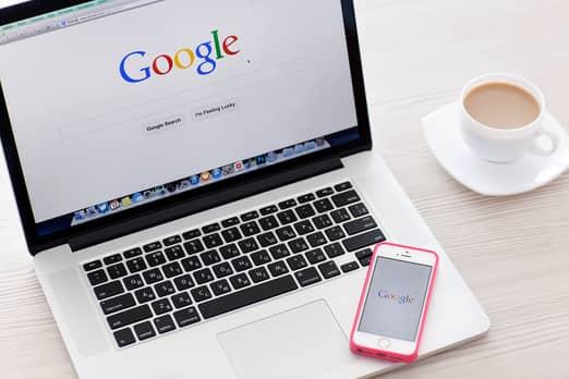 Google Top Ranking