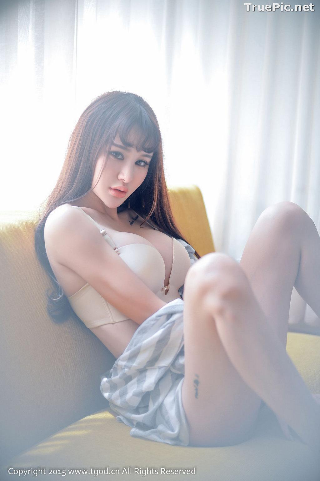 Image TGOD 2015-11-10 - Chinese Sexy Model - Cheryl (青树) - TruePic.net - Picture-8