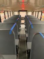 schoolbus seating