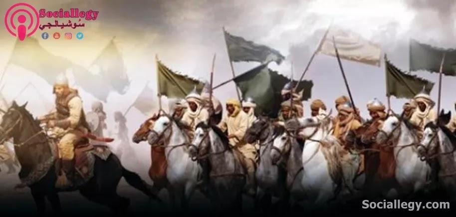 غزوة الخندق - شوال 5 هـ