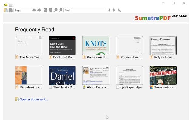 أفضل 7 برامج لقراءة الكتب الإلكترونية Ebook وملفات PDF في ويندوز 10