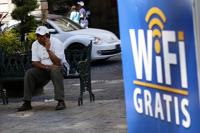 Wifi gratuito en Puebla