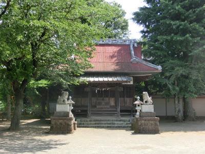 厚木・三島神社