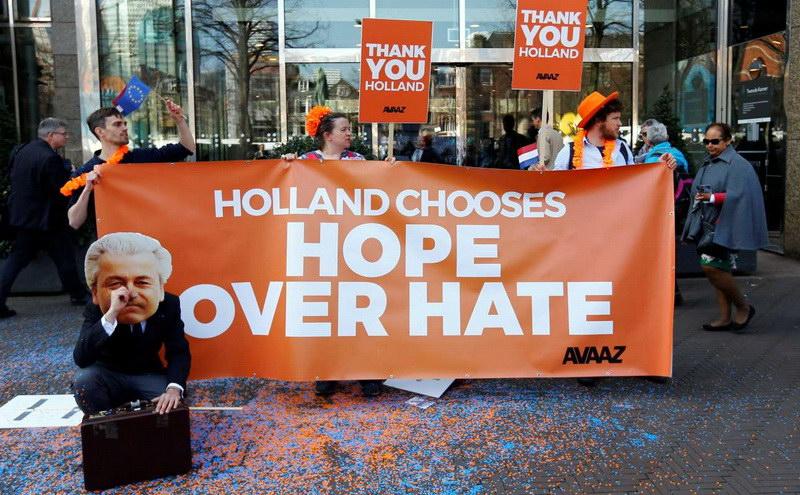 Η νίκη της (ολλανδικής) δημοκρατίας