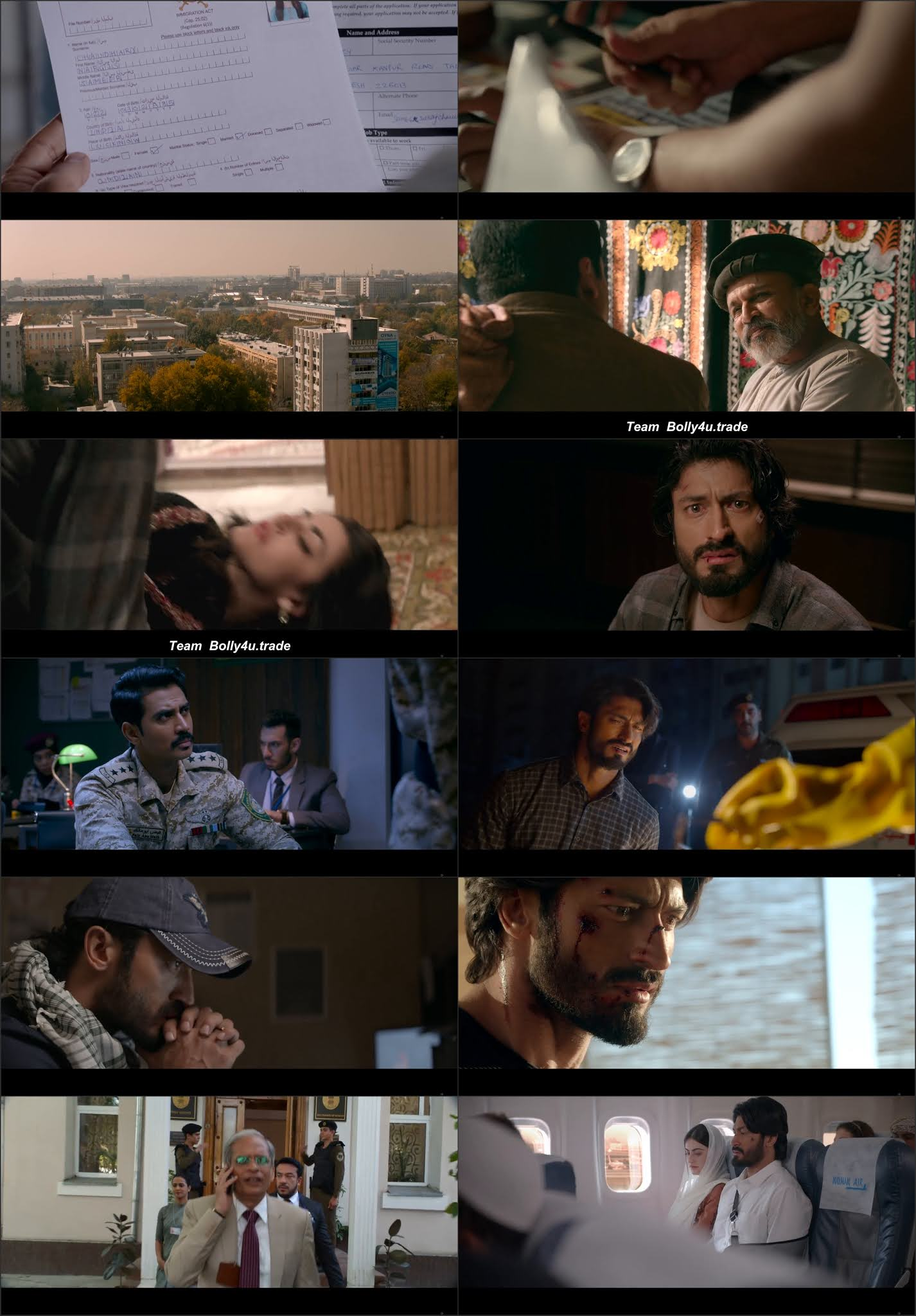 Khuda Haafiz 2020 WEB-DL 400Mb Hindi Movie Download 480p