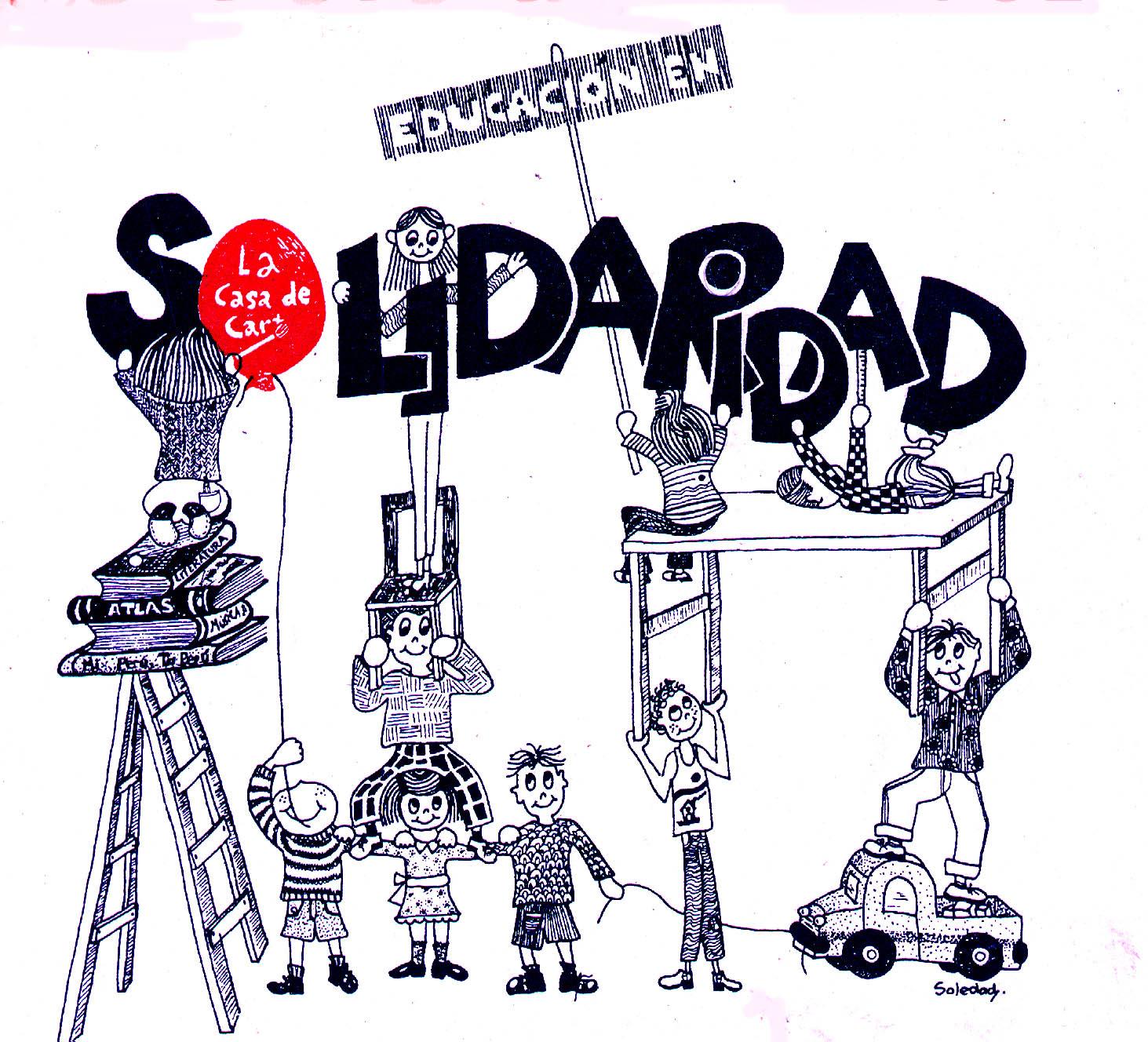 El Blog de Marcelo: SOLIDARIDAD: Curso de formación en valores