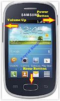 Hard Reset Samsung Galaxy Star