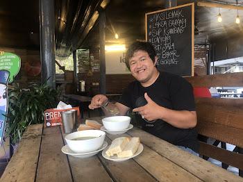 Sup Kambing Terbaik di Kedai Nasi Lemak Kopi O Kota Bharu