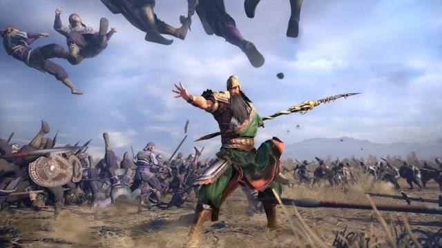 رسميا شخصية Xin Xianying ستكون حاضرة في لعبة Dynasty Warriors 9