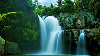 All About Bali Waterfall tegenungan