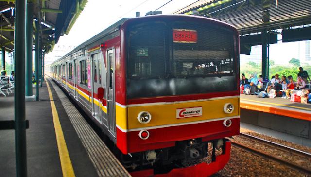 Jadwal KRL Bekasi Terbaru 2019 Paling Lengkap