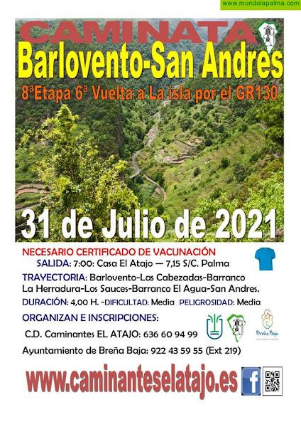 EL ATAJO: La octava llega a San Andrés